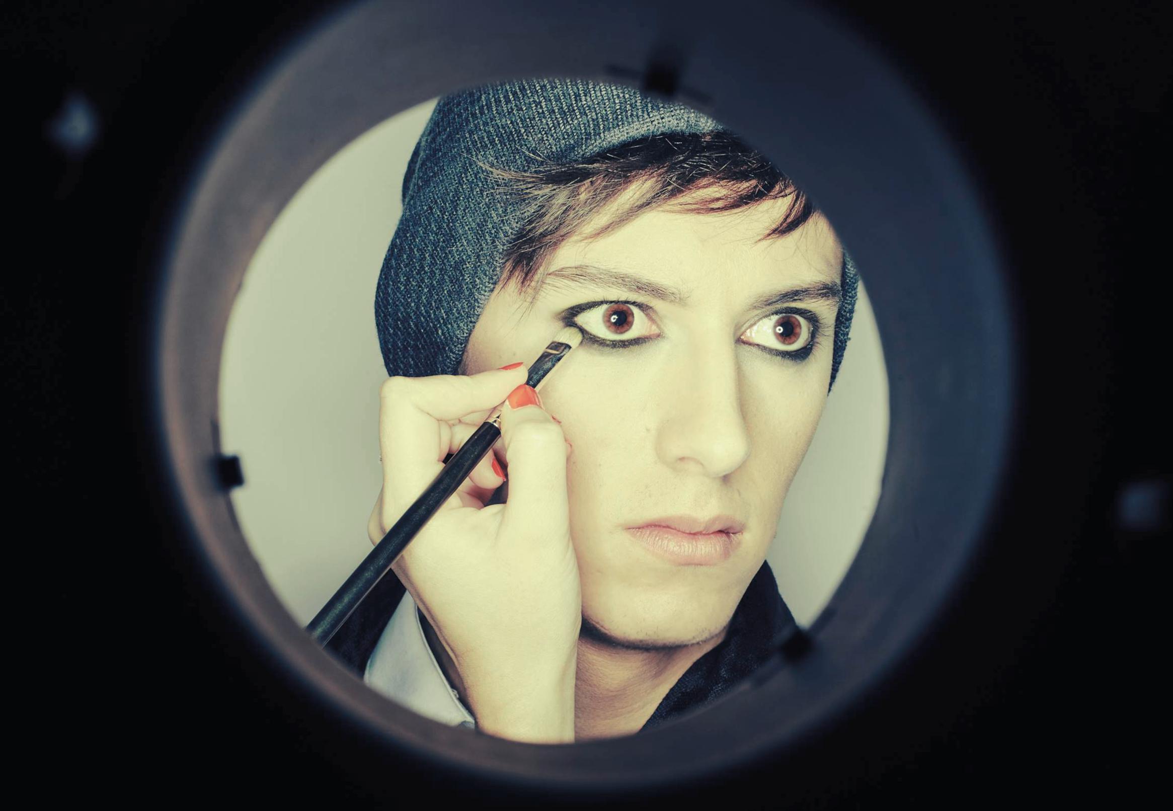 maquillaje book moda Euskadi