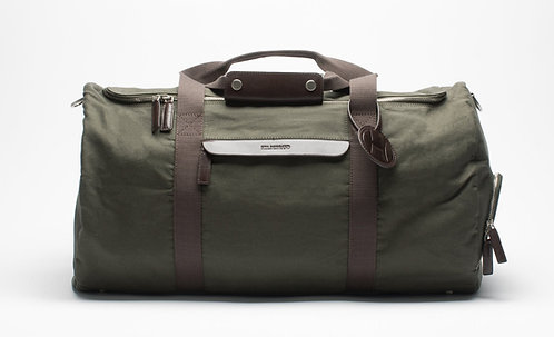 Large Duffle Weekend Bag Olive Green