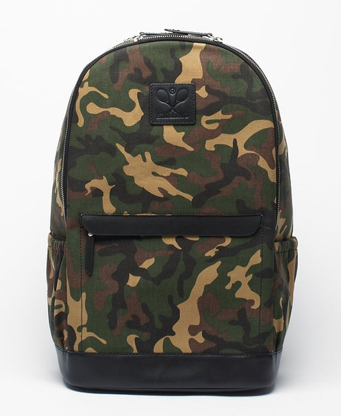Tennis Back Pack Camouflage