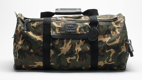 Padel Travel Duffel Bag Camouflage