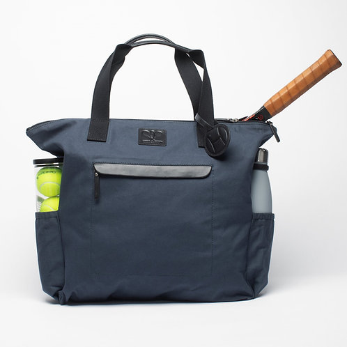 Tennis Tote Bag Blue