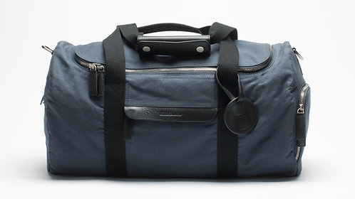 Small Weekend Bag Blue