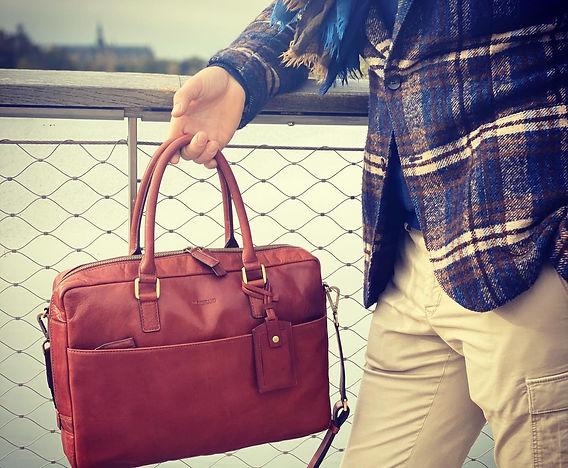 HILDEBRAND BUSINESS BAG
