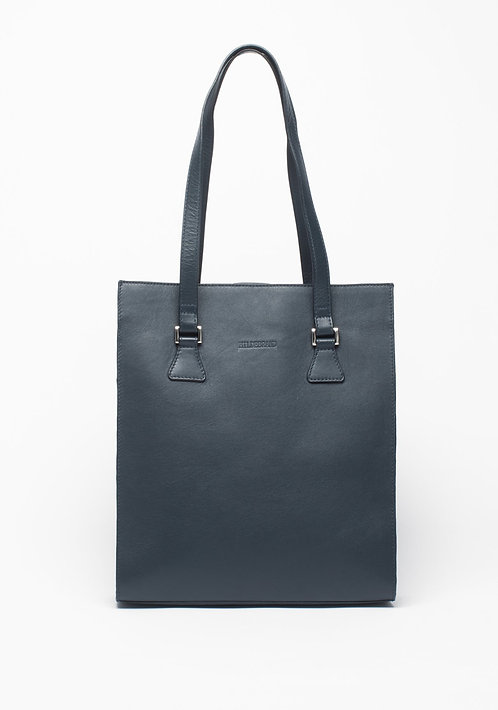 Business Tote Bag Blue