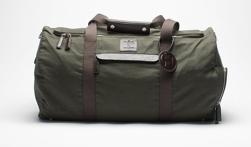 Padel Travel Duffel Bag Olive Green