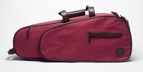 Tennis Racket Bag Burgundy