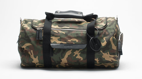 Small Weekend Bag Camouflage
