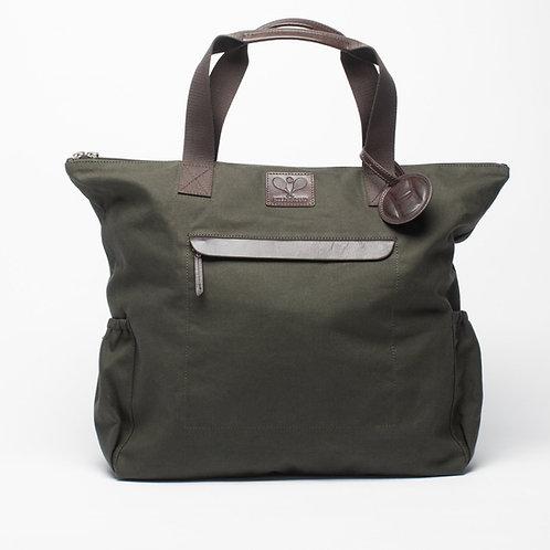 Tennis Tote Bag Green