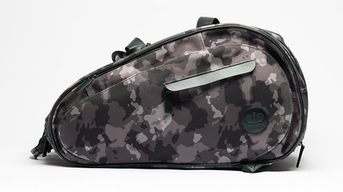 Padel Bag Grey Camouflage