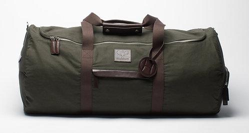 Tennis Duffle Bag Green