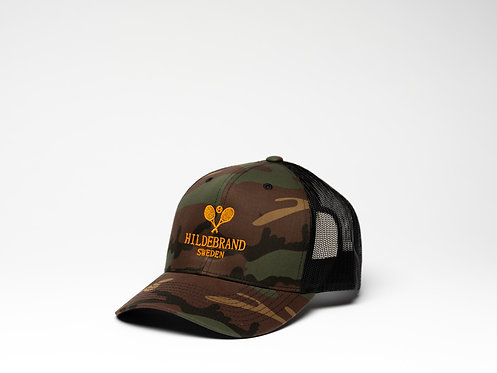 Hildebrand Camo Cap Tennis