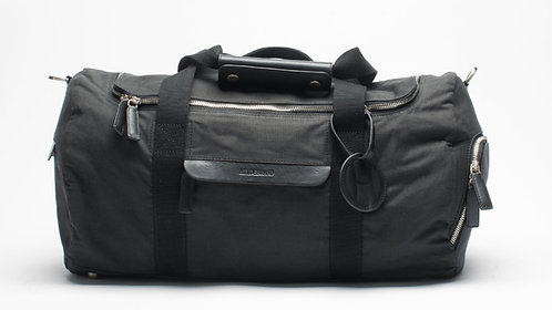 Small Weekend Bag Black