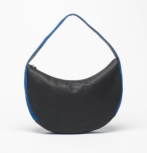 Hobo Bag Blue Edge