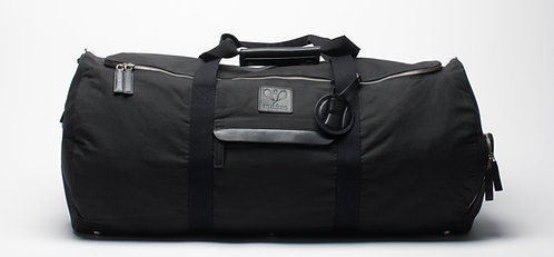 Tennis Duffle Bag Black