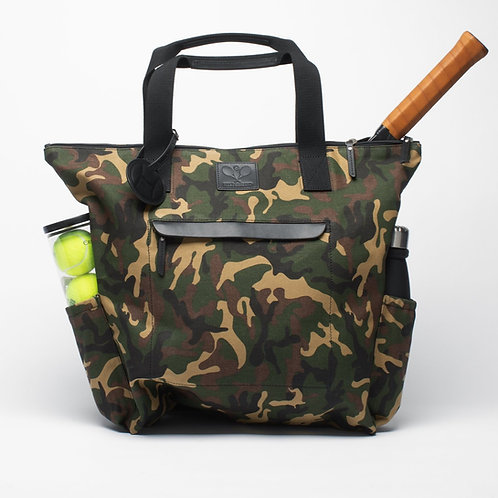 Tennis Tote Bag Camouflage