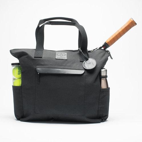 Tennis Tote Bag Black