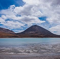 Laguna Verde & Licancabur