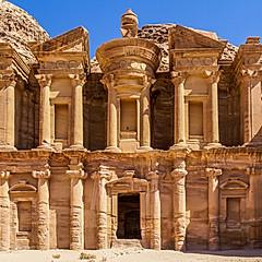 Al Deir, « le Monastère », Pétra