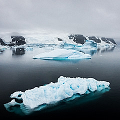 Lemaire Channel, Antarctique