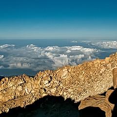 Sommet du Teide, 3718m