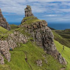 Quiraing, île de Skye