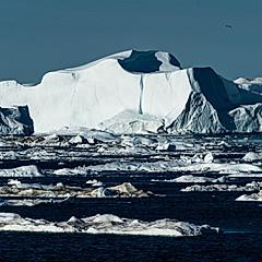 Baie de Disko, Groenland