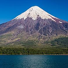 Volcan Osorno, Région des Lacs