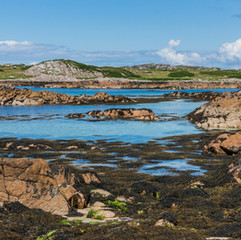 Fionnphort, île de Mull