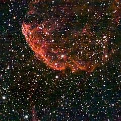 IC443 - Nébuleuse de la Méduse
