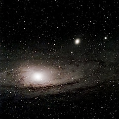 NGC224 (M31) - Galaxie d'Andromède