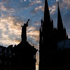 Cathédrale Notre-Dame-de-l'Assomption, Clermont-Ferrand