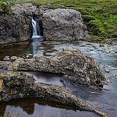 The Fairy Pools, Glen Brittle, île de Skye