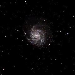 NGC5457 (M101) - Galaxie du Moulinet