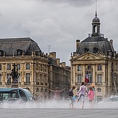 Palais de la Bourse & Miroir d'eau, Bordeaux