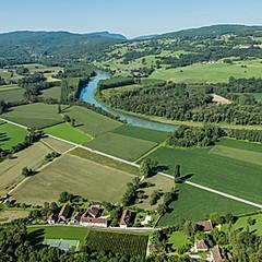 Entre Yenne et Saint-Maurice-de-Rotherens
