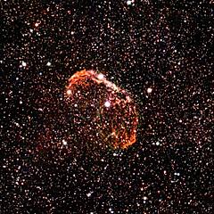 NGC6888 - Nébuleuse du Croissant