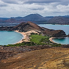 Bartolomé, Galapagos, Équateur