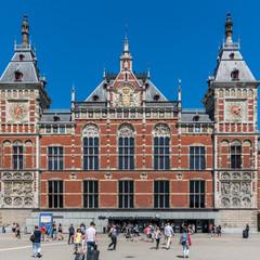 Amsterdam, Gare Centrale