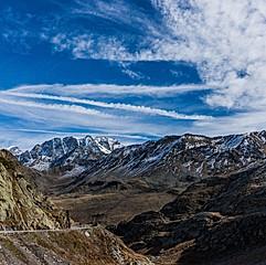 Col du Grand-Saint-Bernard, val d'Aoste