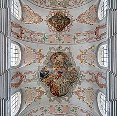 Église des Jésuites de Lucerne