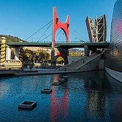 Puente de La Salve, Bilbao