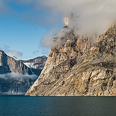 Sam Ford fjord, Canada