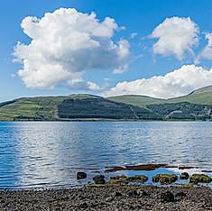 Pennyghael, Loch Scridain, île de Mull