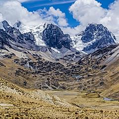 Condoriri (Kunturiri), andes boliviennes