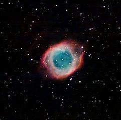 NGC7293 - Nébuleuse de l'Hélice