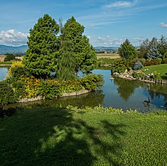 Jardin botanique de Vernioz