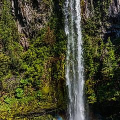 Salto del Río Blanco, Calbuco, Reserva Nacional Llanquihue