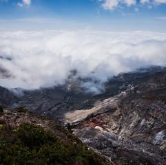 Volcan Poás, Costa Rica