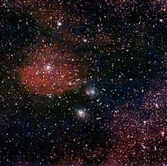 IC1284 - Nébuleuse de la constellation du Sagittaire