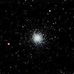 NGC6205 (M13) - Amas d'Hercule (amas globulaire)